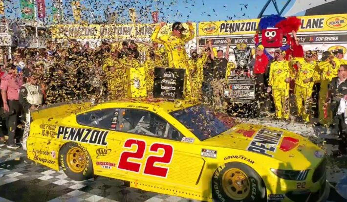 LVMS Will Host Fans For The Pennzoil 400